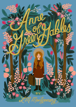 Anne of Green Gables cover by Anna Rifle Bond