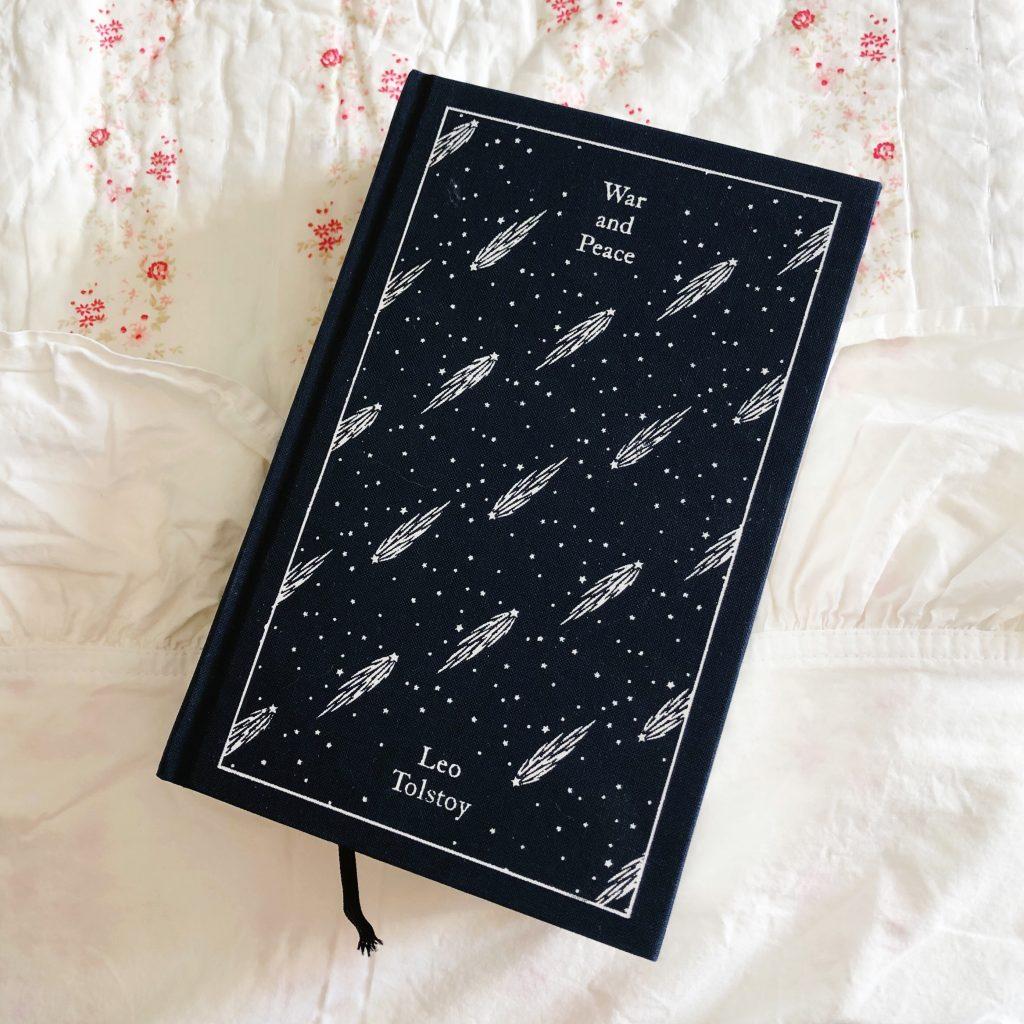 War and Peace Penguin Clothbound Classics book