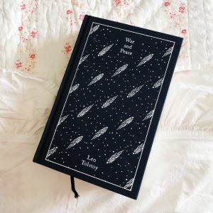 War and Peace Penguin Clothbound Classics book